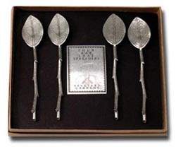Hand-Crafted Pewter Serveware