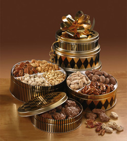 Tower of Pecans & More