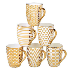Tapered Coffee Mugs