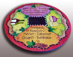Personalized Lazy Susan Tray